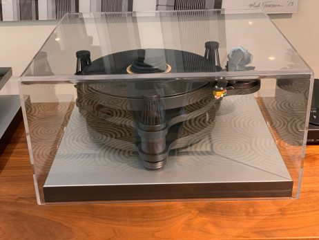 SME Turntable Dust Cover