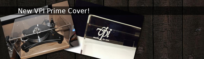 VPI Prime Dust Cover