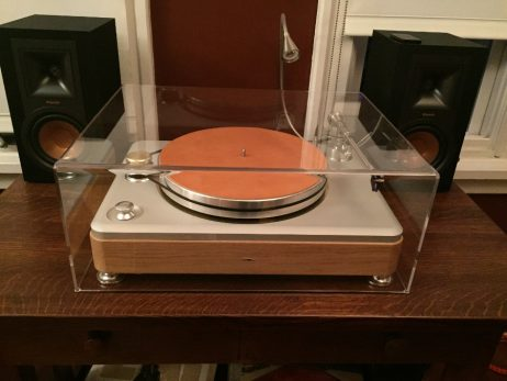 Shinola Turntable Dust Cover