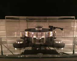 Transrotor Turntable Dust Cover